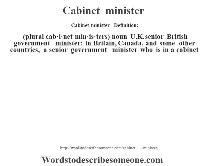 cabinet government definition cabinet minister definition cabinet minister meaning 12878