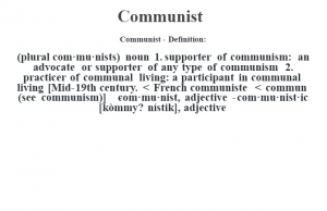 what does communist mean archives words to describe someone